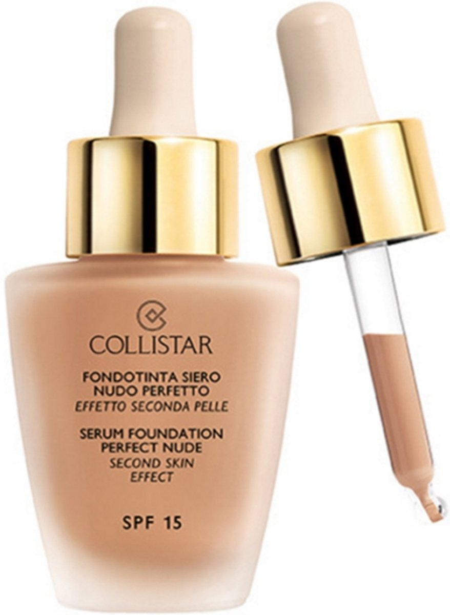 Collistar Serum Foundation Perfect Nude Foundation 30 ml - 7 - Biscuit