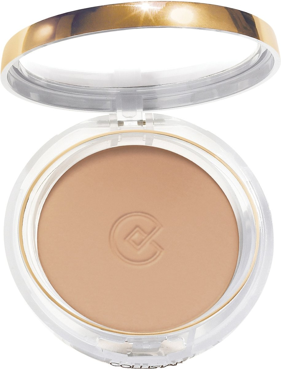 Collistar Silk Effect Compact Powder - 4 Cappuccino- Make-uppoeder