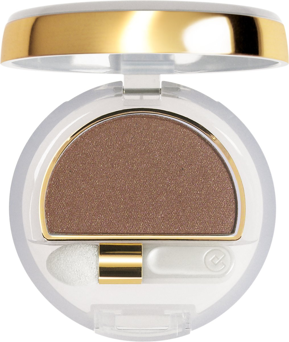 Collistar Silk Effect Eyeshadow - 21 Golden Brown- Oogschaduw