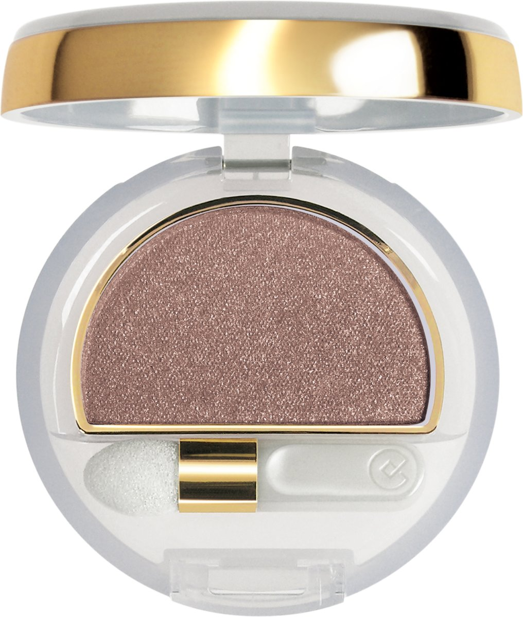 Collistar Silk Effect Eyeshadow - 68 Marron Glace - Oogschaduw