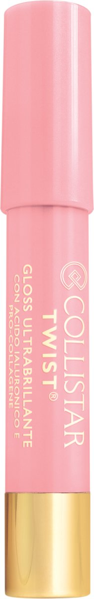 Collistar Twist Ultra-Shiny Gloss - 201 Transparent Pearl - Lipgloss