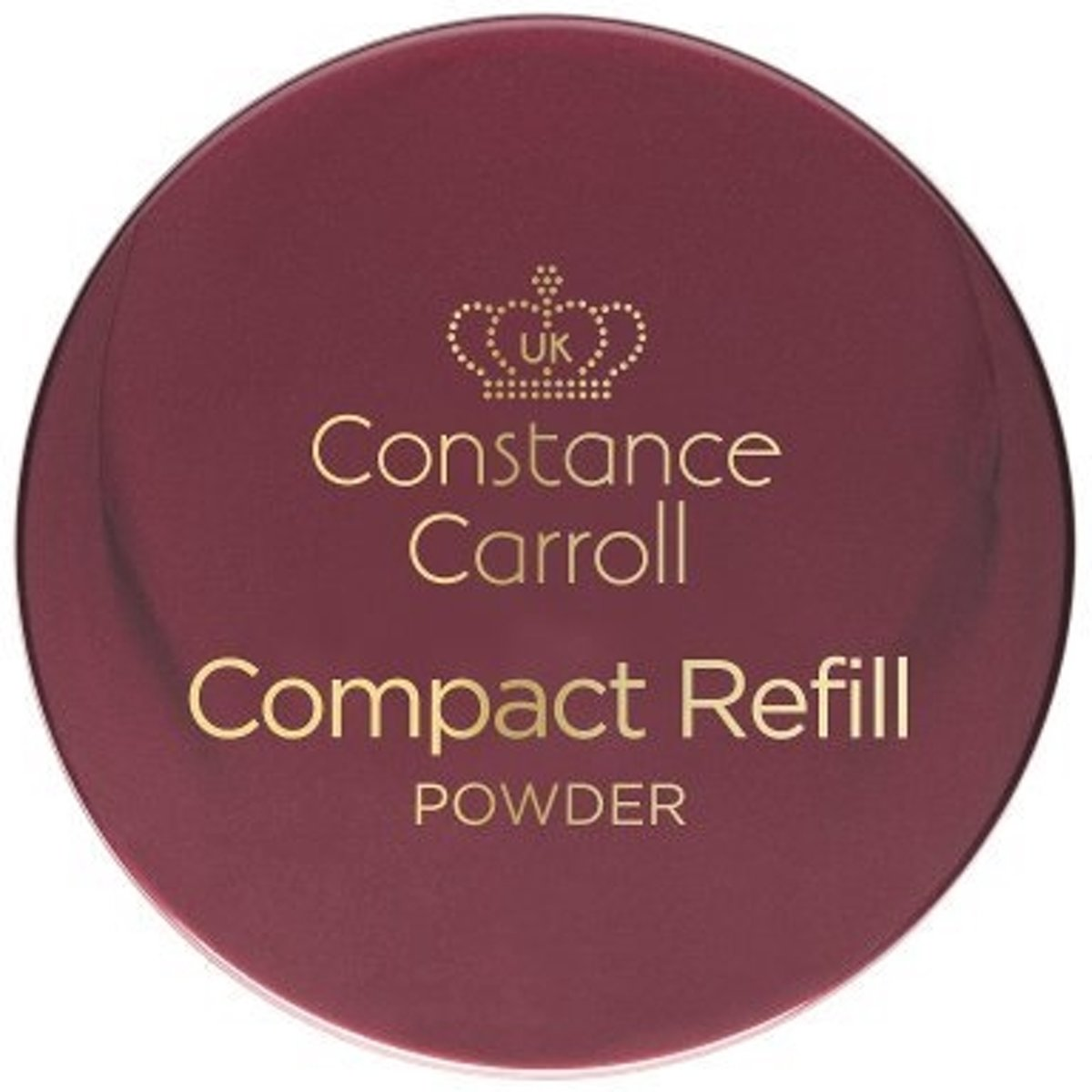 Constance Caroll compact refill 9. biscuit glow