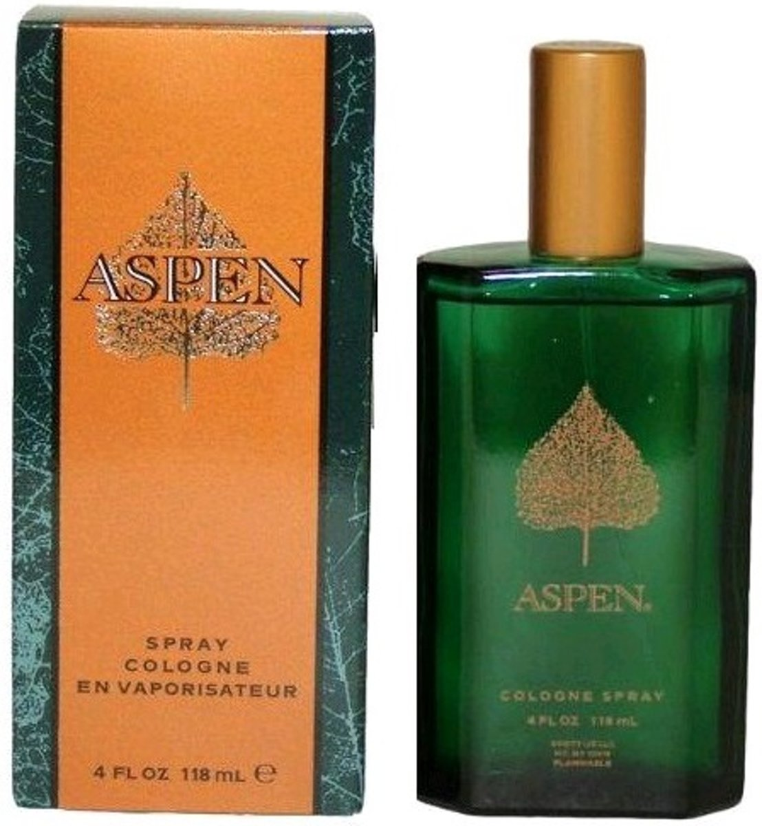 Aspen By Coty Cologne Spray 120 ml - Fragrances For Men