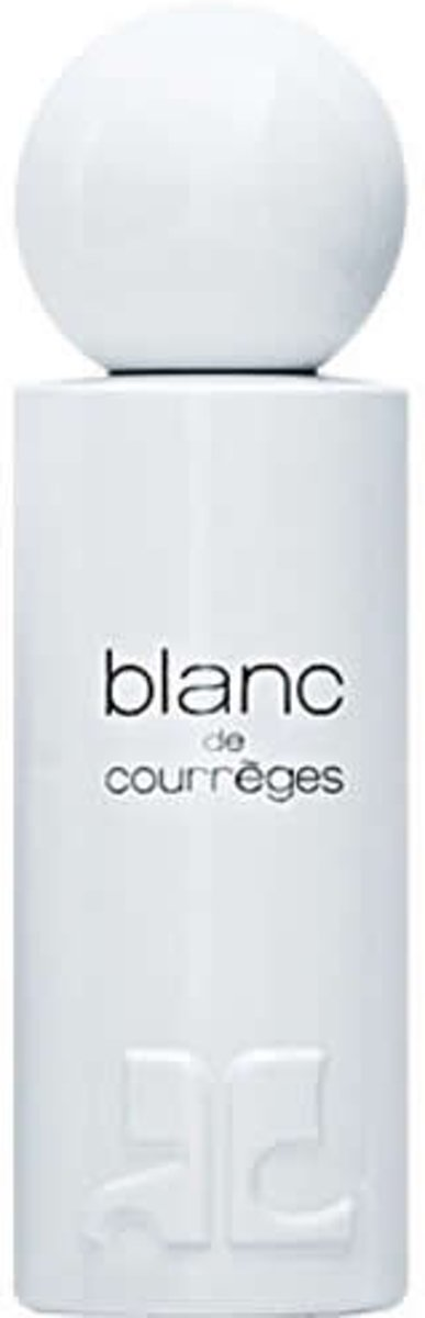 MULTI BUNDEL 2 stuks Courreges Blanc Eau De Perfume Spray 50ml