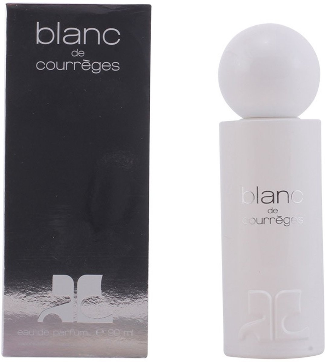 Courreges Blanc De 90 ml - Eau De Parfum Spray Damesparfum