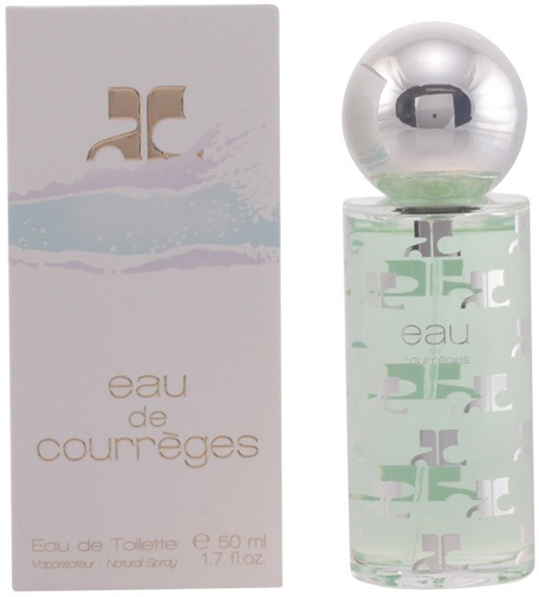 Courreges EAU DE COURREGES eau de toilette spray 50 ml