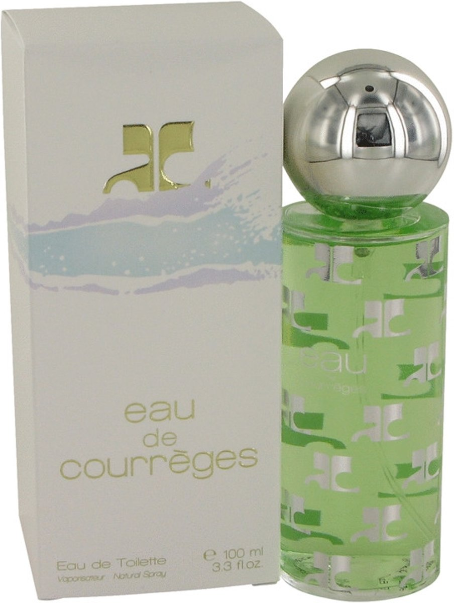 Courreges Eau De Courreges eau de toilette spray 100 ml