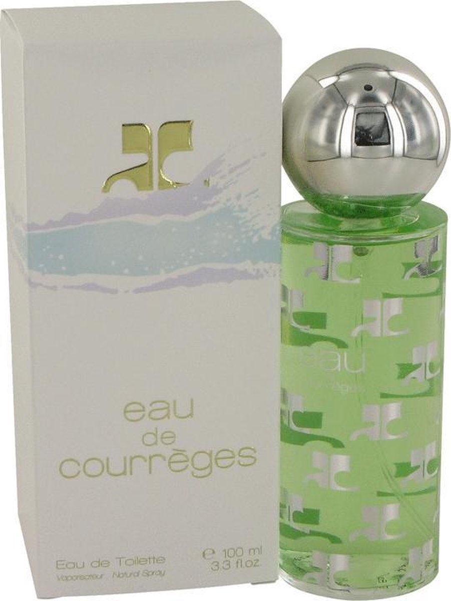 Eau De Toilette Spray 3.4 oz