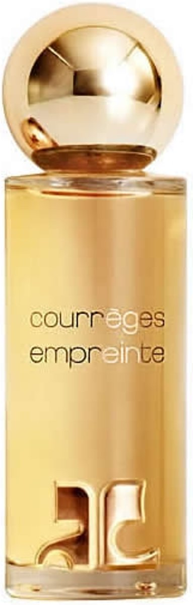 MULTI BUNDEL 2 stuks Courreges Empreinte Eau De Perfume Spray 50ml