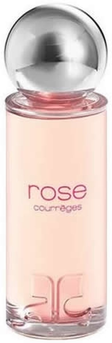 MULTI BUNDEL 2 stuks Courreges Rose Eau De Perfume Spray 30ml