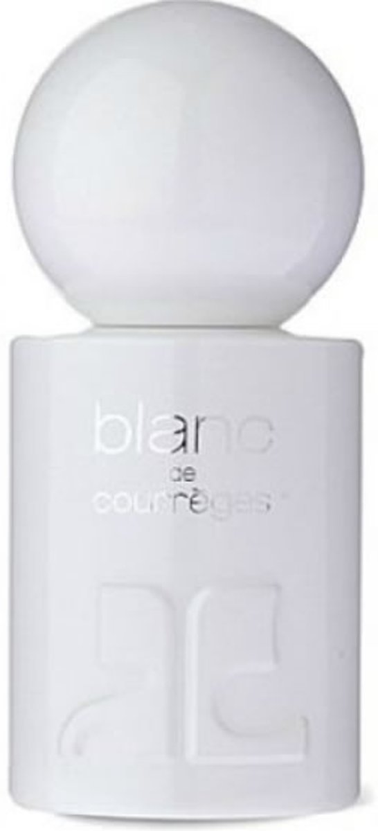 MULTI BUNDEL 3 stuks Courreges Blanc Eau De Perfume Spray 50ml