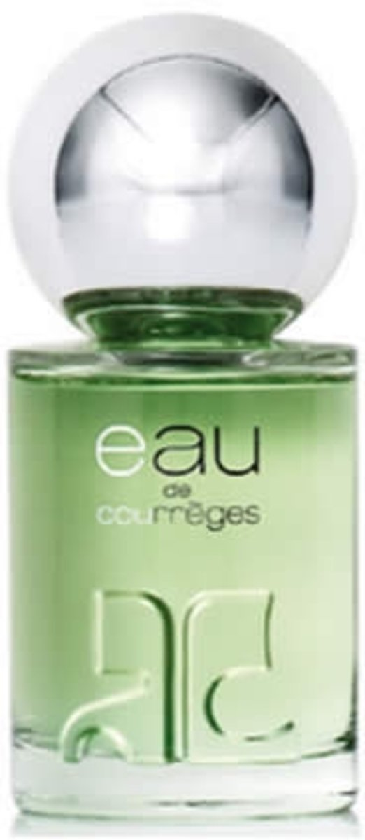 MULTI BUNDEL 3 stuks Courreges Eau De Courreges Eau De Toilette Spray 50ml