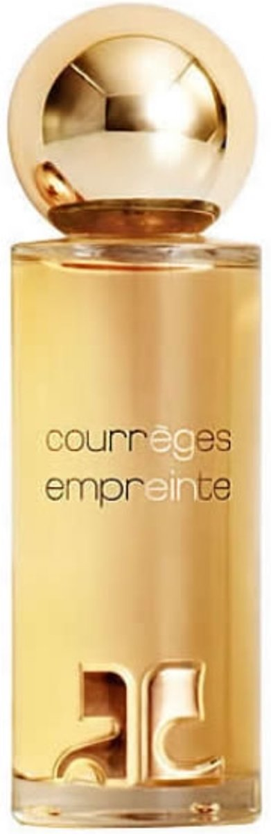 MULTI BUNDEL 3 stuks Courreges Empreinte Eau De Perfume Spray 90ml