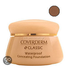 Coverderm Classic - 08 - Foundation
