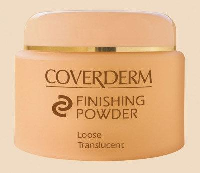 Coverderm Foundation Coverderm Finishing Powder