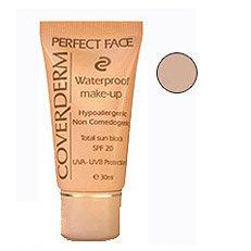 Coverderm Perfect Face - 01 - Foundation