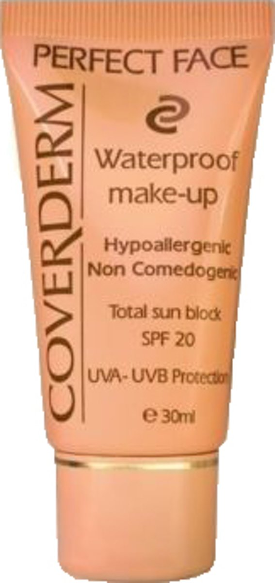 Coverderm Perfect Face - 06 - Foundation