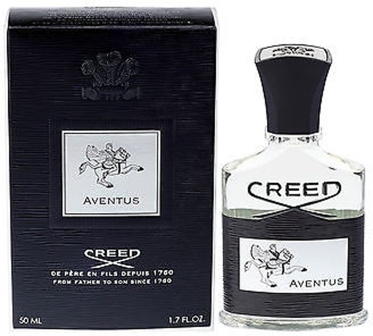 Creed - Eau de parfum - Millesime for Men Aventus - 100 ml