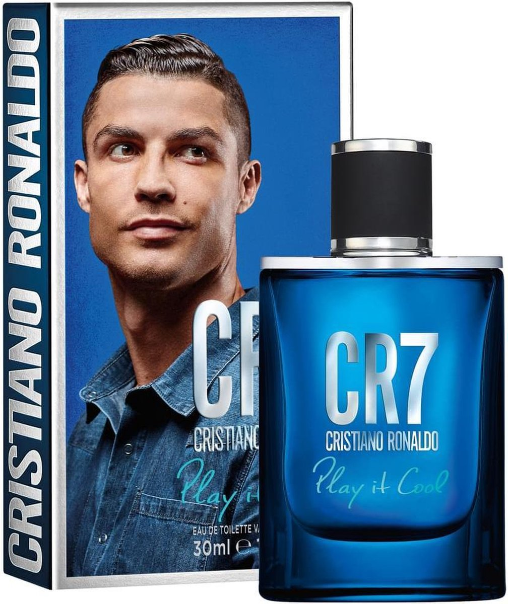 CRISTIANO RONALDO CR7 Play it Cool EDT spray 30ml
