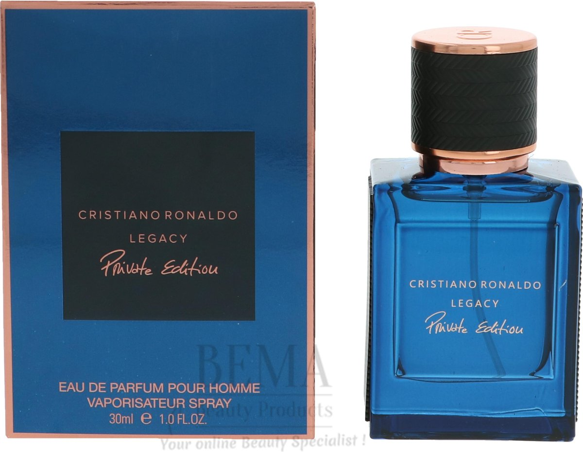 Cristiano Ronaldo Legacy Private Edition Edp Spray 30 ml