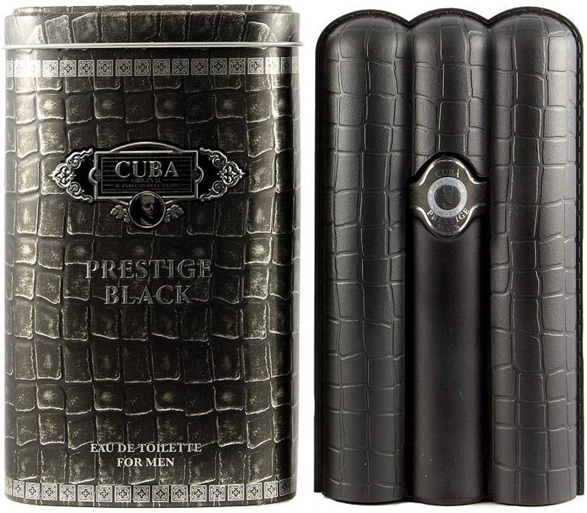 Cuba Prestige Black 90ml EDT Spray