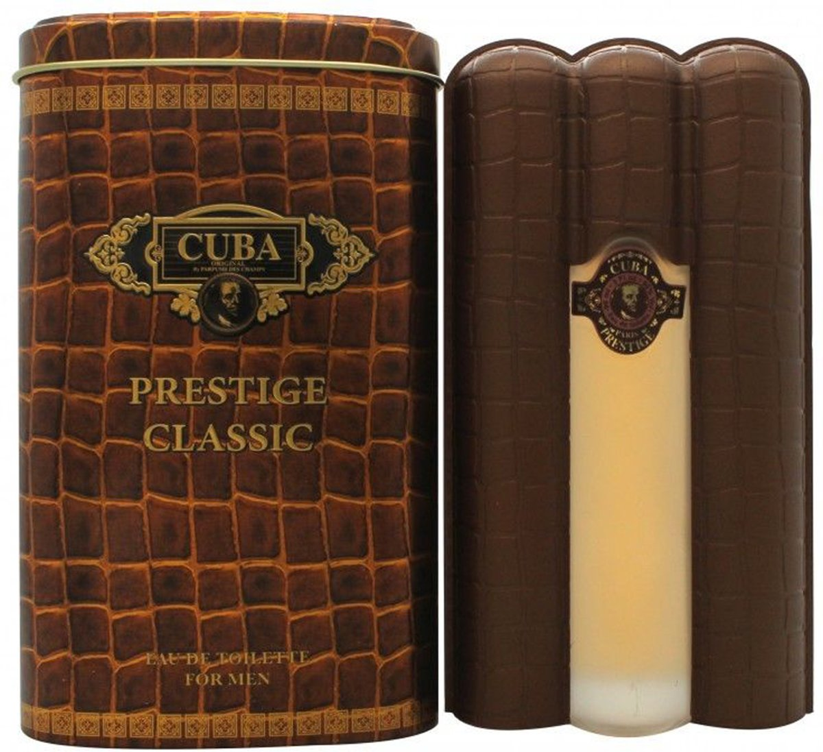 Cuba Prestige Gold 90ml EDT Spray