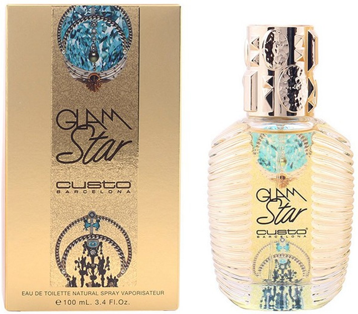 Custo Glas Star - 50 ml - Eau de toilette