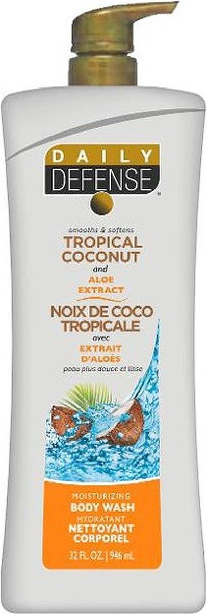Daily Defense Coconut Body Wash