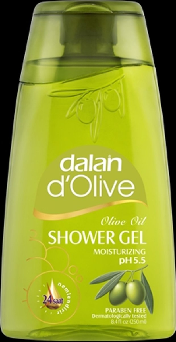Dalan d`Olive Shower Gel 250 ml