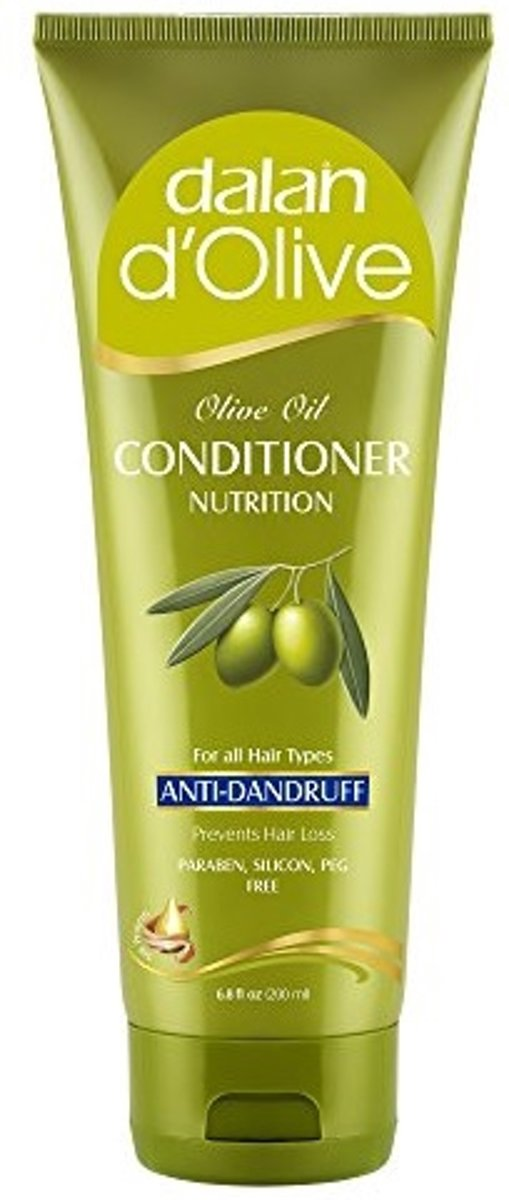 Dalan dOlive - Conditioner - Anti Roos - 200 ml.