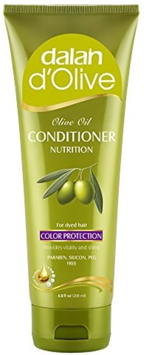 Dalan dOlive - Conditioner - Color Protection - 200 ml.