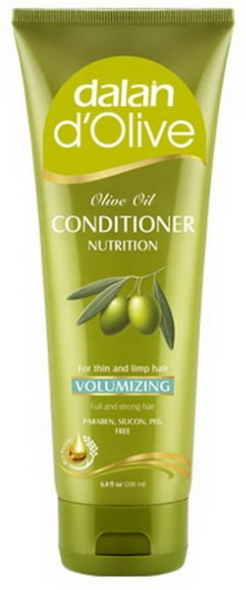 Dalan dOlive - Conditioner - Volumizing - 200 ml