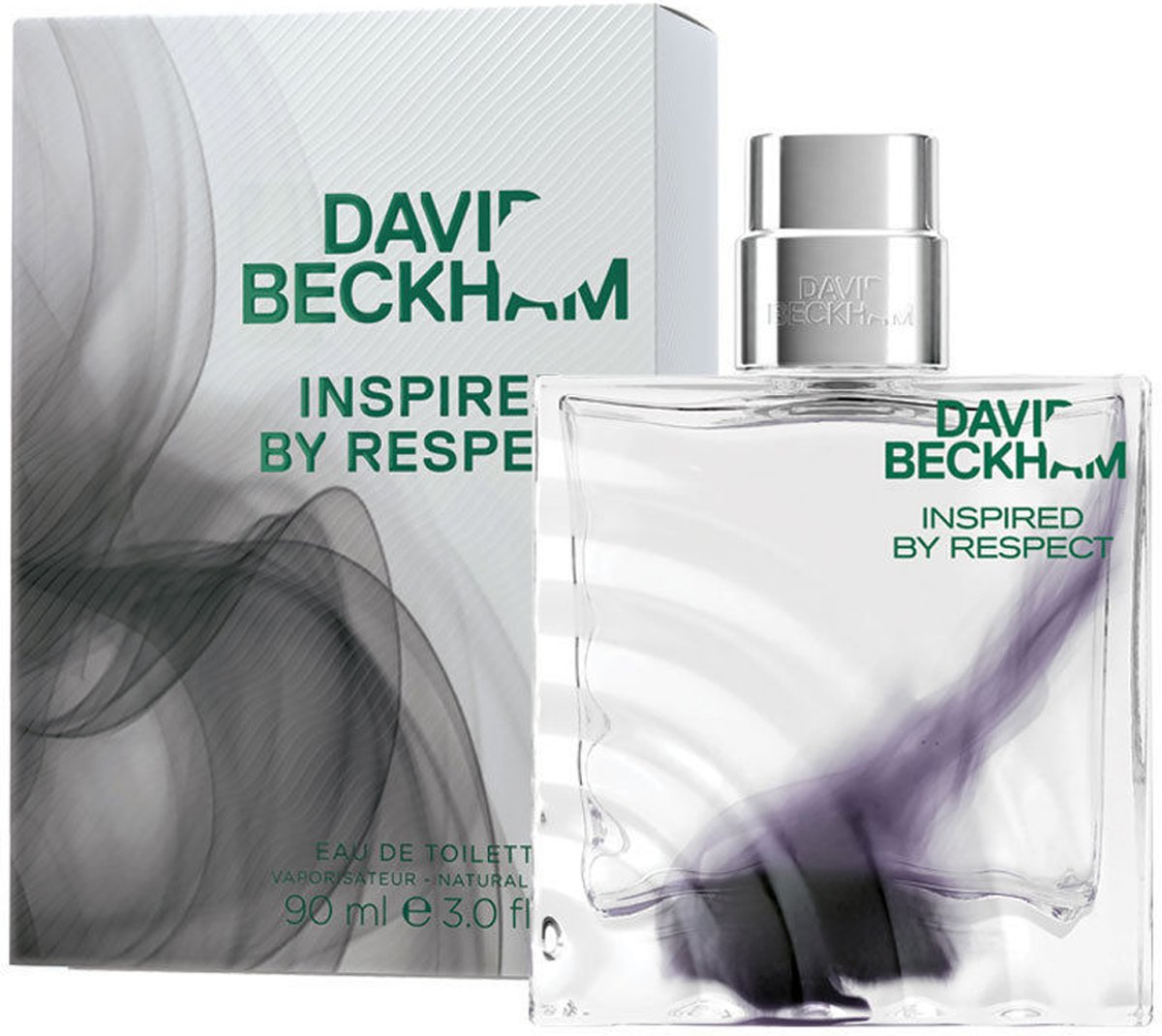 David Beckham Inspired By Respect 90ml EDT Spray