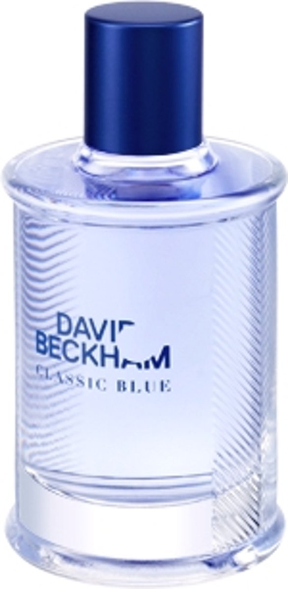 David Beckham Classic Blue 60ml Mannen 60ml eau de toilette