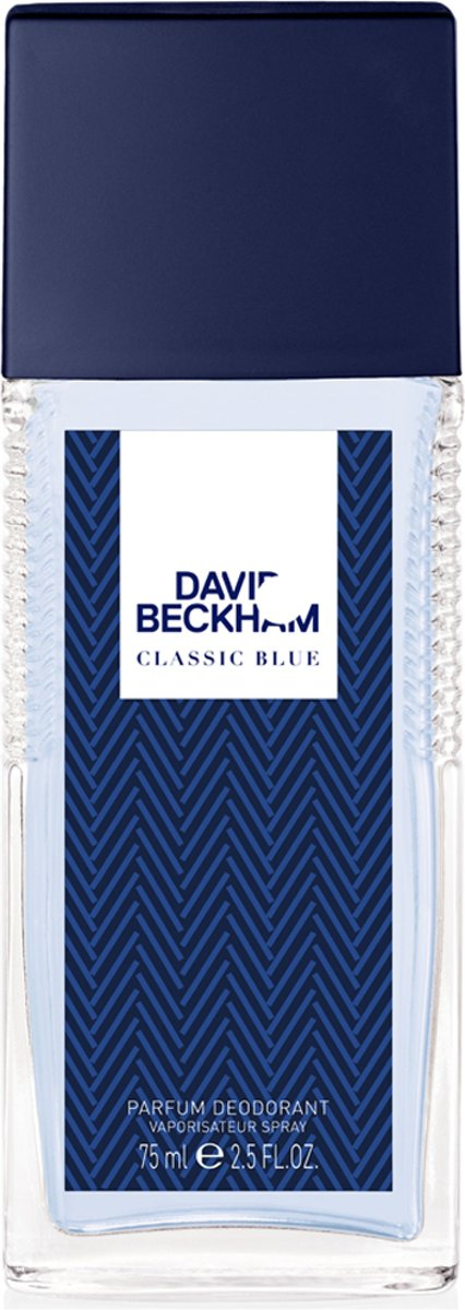 David Beckham Classic Blue Parfum Deodorant Spray 75ml