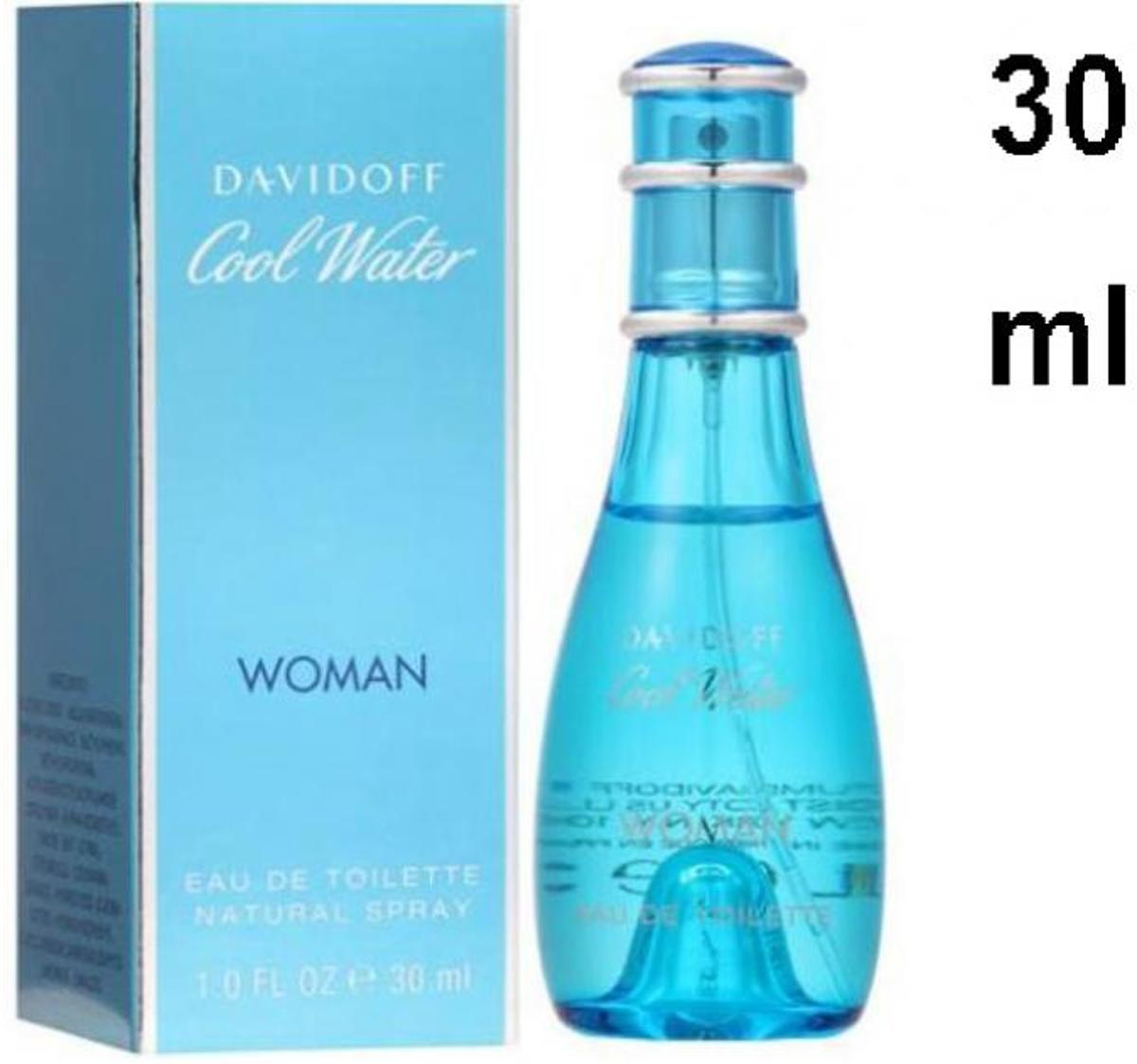 COOL WATER WOMAN special edition edt vapo 30 ml