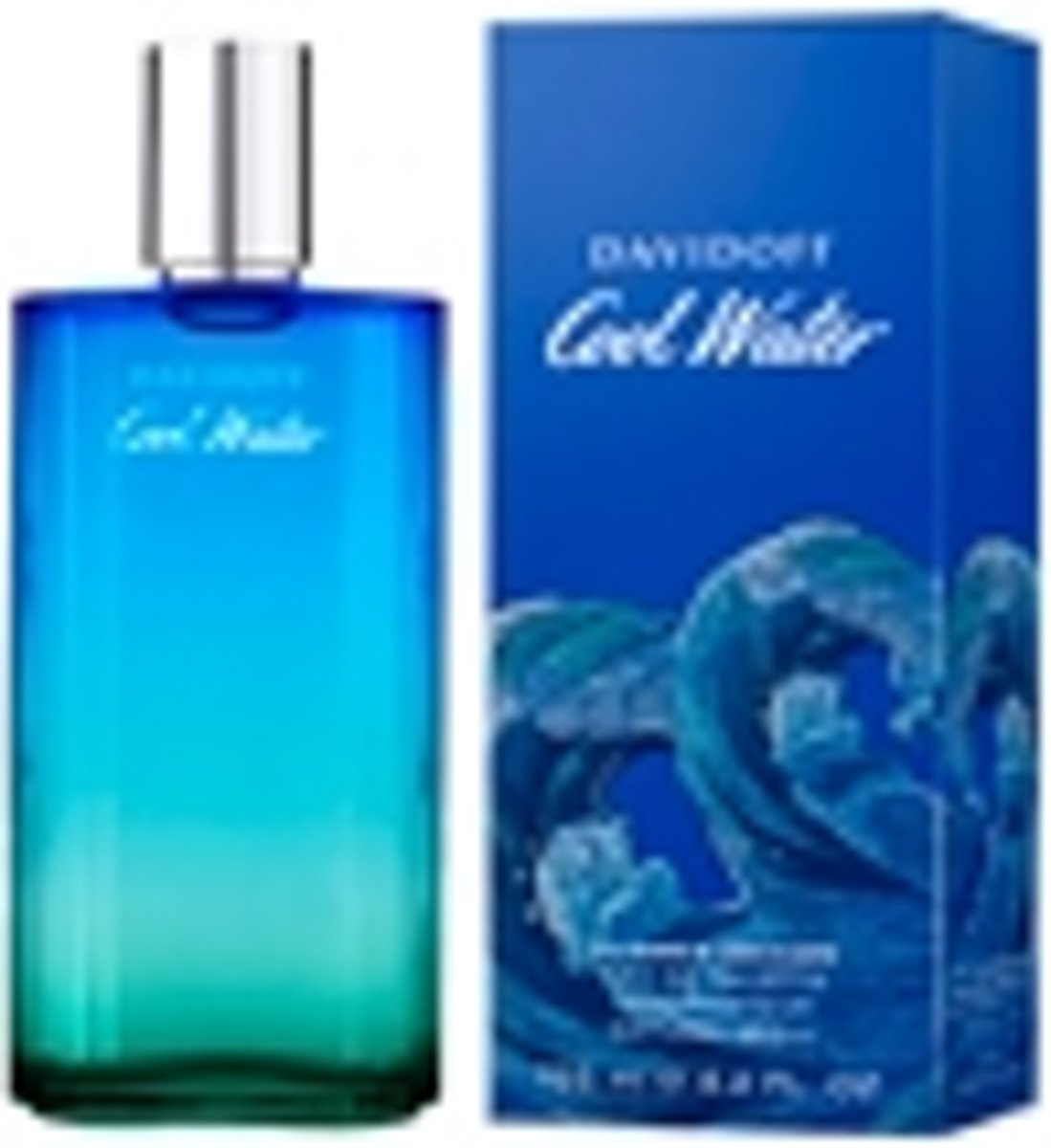 DAVIDOFF COOLWATER SUMMER 2019(M)EDT 125