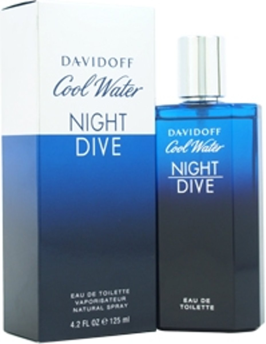 Davidoff - Eau de toilette - Cool Water Night Dive - 200 ml