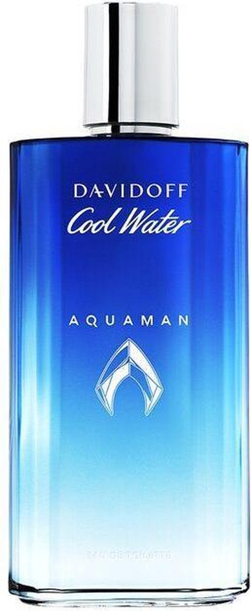 Davidoff  Cool Water Man Collectors Edition Aquaman eau de toilette 125ml eau de toilette
