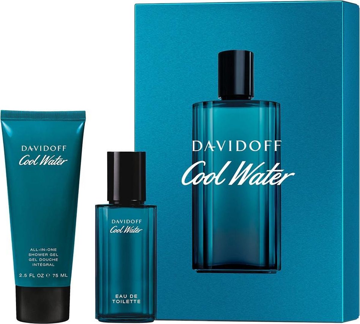 Davidoff Cool Water Man Gift set 2 st.