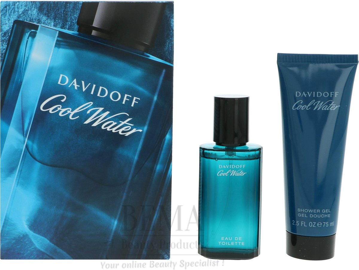 Davidoff Cool Water Man Giftset 115 ml