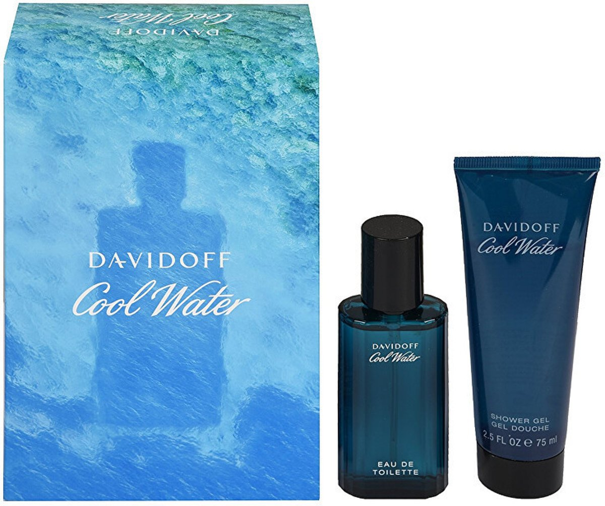 Davidoff Cool Water Man Giftset 115ml