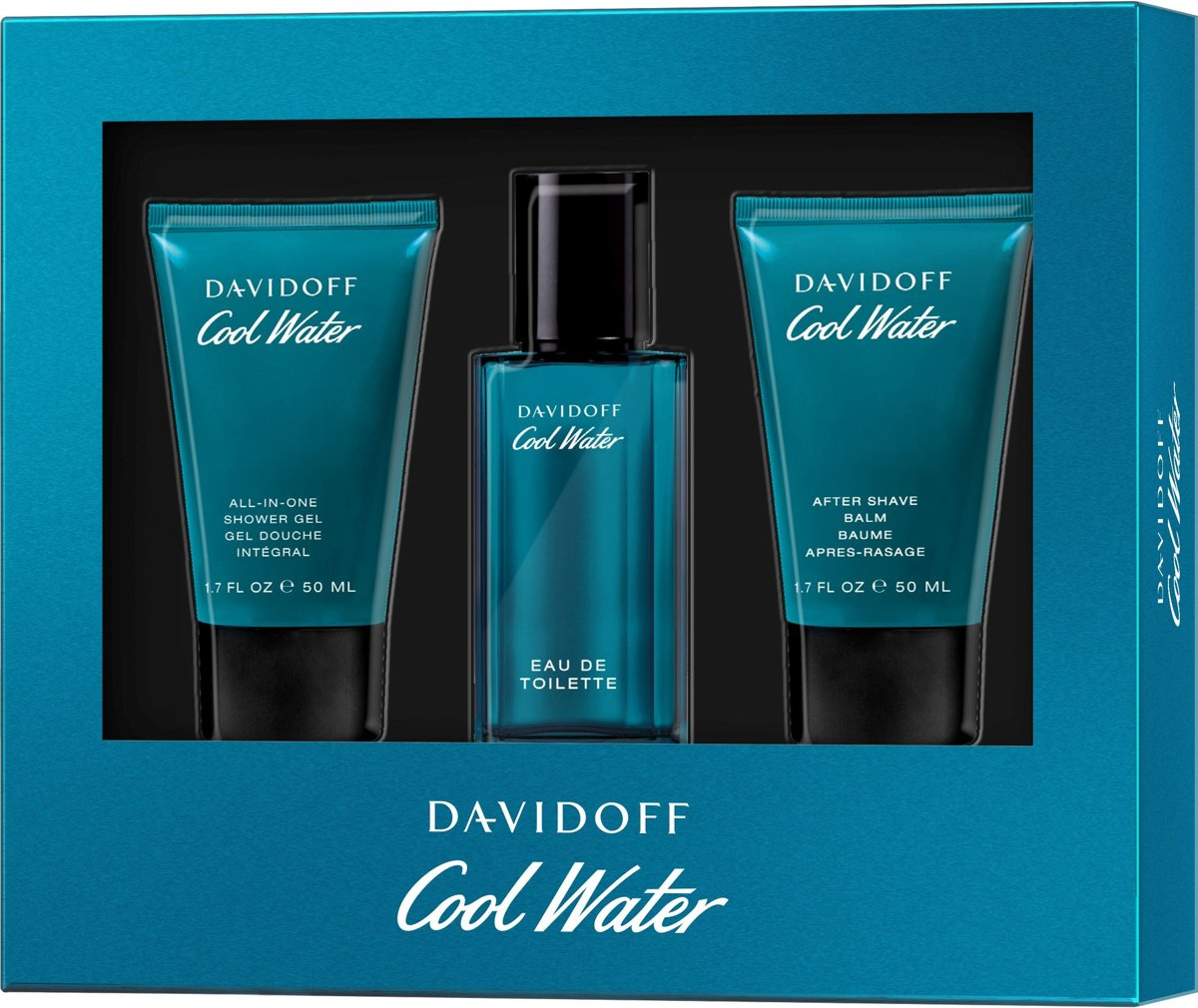 Davidoff Cool Water Man Giftset 175ml