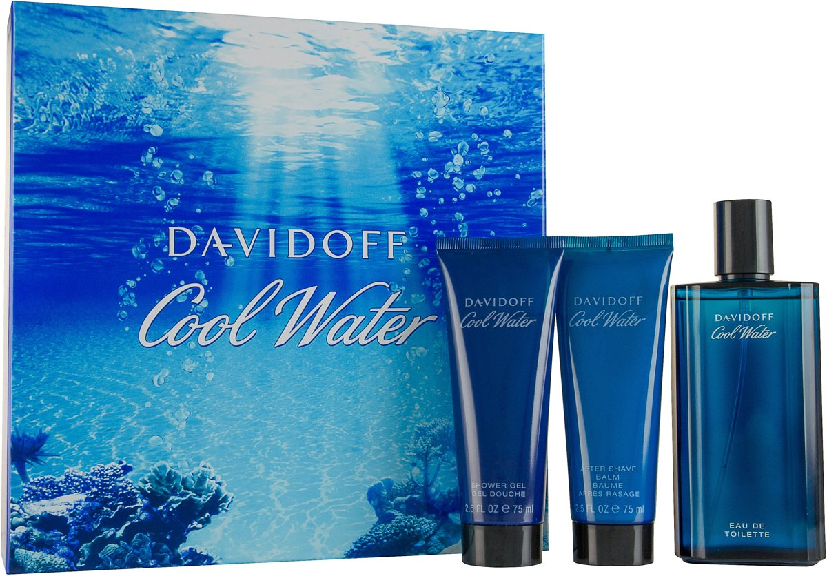 Davidoff Cool Water for Men - Geschenkset