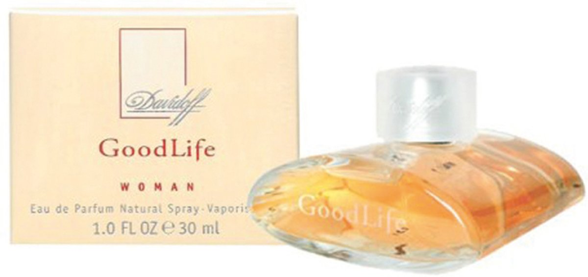 Davidoff Good Life eau de parfum spray 30 ml