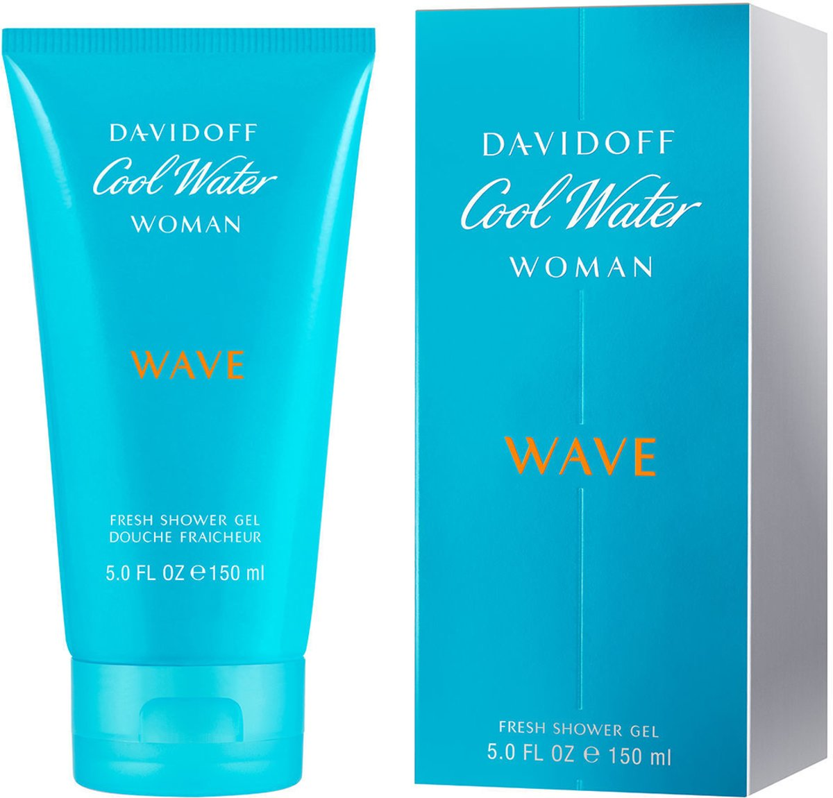 Davidoff coolwater wave showergel 150 ml