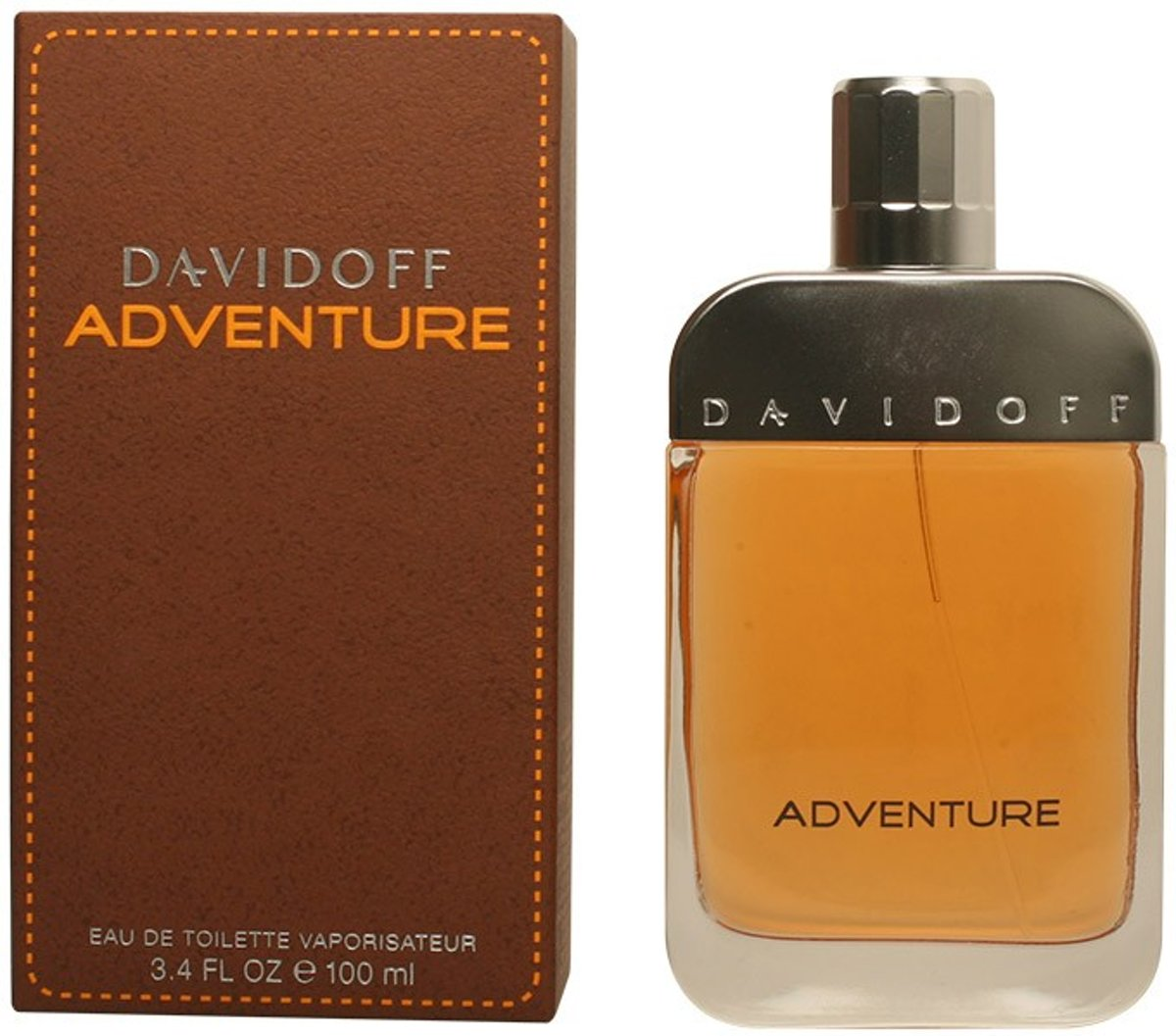 MULTI BUNDEL 2 stuks ADVENTURE Eau de Toilette Spray 100 ml
