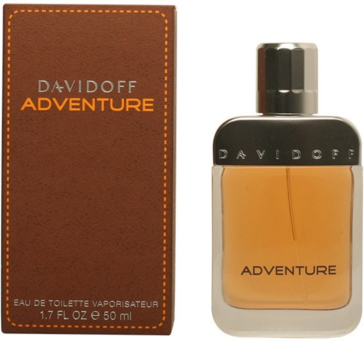 MULTI BUNDEL 2 stuks ADVENTURE Eau de Toilette Spray 50 ml