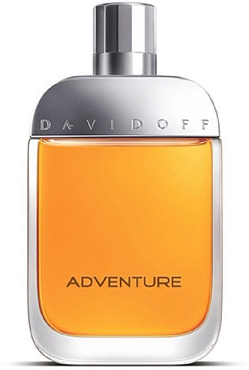 MULTI BUNDEL 2 stuks Davidoff Adventure Eau De Toilette Spray 100ml