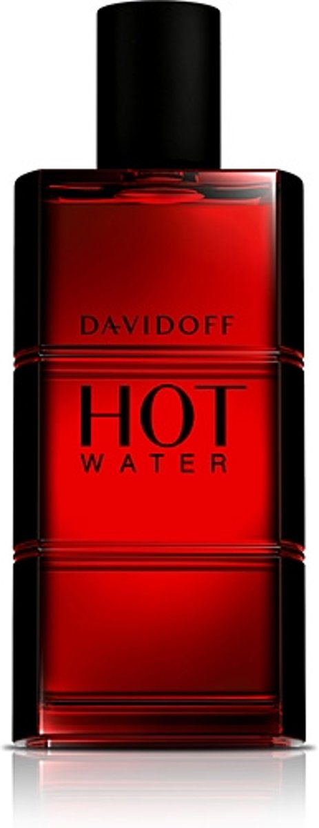 MULTI BUNDEL 2 stuks Davidoff Hot Water Eau De Toilette Spray 110ml